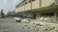 Tekfirci Teröristler Homs Kırsalındaki Velid Değirmenini Füzelerle Vurdu: 6 Ölü
