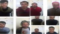 Lübnan Ordusu IŞİD Teröristlerinin Sözde Kalemun Emiri Hasan el Mlays'ı Öldürdü, 10 Teröristi de Tutukladı