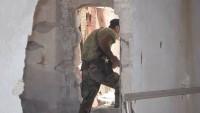 Suriye Ordusu Hama Kırsalında İlerliyor
