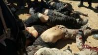 Lübnan-Suriye Sınırında Nusra İle IŞİD Teröristleri Çatıştı: 37 Ölü