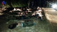 Suriye Ordusunun El Tadif Kasabasındaki Operasonlarında 650 IŞİD Teröristi Öldürüldü