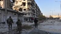 Suriye Ordusunun Halep'teki İlerleyişi Sürüyor