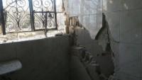 Tekfirci Teröristler Kunaytra Kırsalını Füzelerle Vurdu