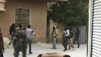 Doğu Ğuta'da terör örgütleri ile bölge ahalisi arasında gerginlik tırmandı