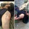Foto: Suriye'de öldürülen IŞİD teröristinin üzerinde kadın ve masonluk sembollerinin dövmeleri görüntülendi…