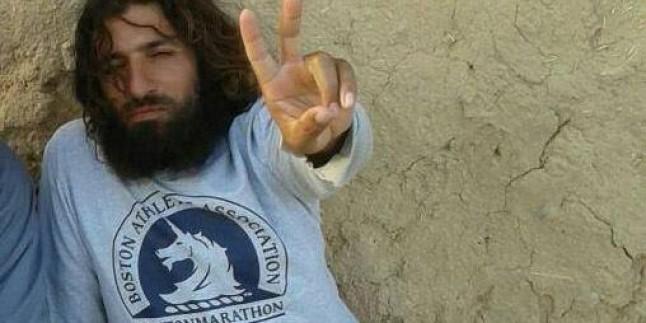 Foto: Suriye ordusunun öldürdüğü IŞİD elebaşlarından 'Ebu el Zır' kod adlı terörist