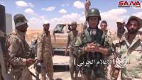 Suriye Ordusu'nun Rakka'da İlerleyişi Sürüyor