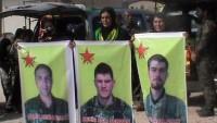 ABD'li Üç YPG Teröristi Münbiç'teki Çatışmalarda Öldürüldü