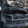 Suriye Savaş Uçakları 14 Araçlık Terörist Konvoyunu İmha Etti
