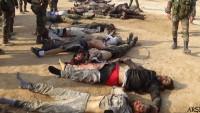 Teröristler Suriye'de Verdikleri Büyük Kayıplarını İtiraf Etti