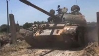 Suriye Ordusu ve Hizbullah Mücahidlerinin Terörle Mücadelesi Sürüyor
