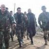 Deyruzzura Bağlı Al Bağılıya Köyündeki 300 Sivil Ve Askeri Şehid Eden Teröristler Gebertildi
