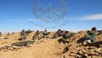 Suriye Ordusu Deyrozzor'da IŞİD'e Ağır Darbe Vurdu: 75 Terörist Öldürüldü