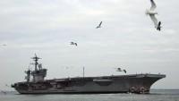 ABD, Uçak Gemisi Görev Grubuna, Kore sularına dönmesi emrini verdi