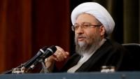 Ayetullah Laricani: Suudi ve siyonist rejim İsrail ihlal ettikleri insan haklarının cevabını vermeye yanaşmıyorlar