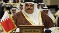 Bahreyn Dışişleri Bakanı: Allah-u Teala savaş ve barış insanı olan Şimon Peres'e rahmet etsin
