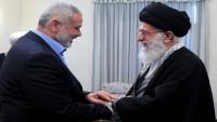 Hamas Lideri İsmail Heniyye, İmam Hamanei'ye Tebrik Mesajı Gönderdi