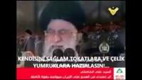 Video: İmam Hamaney: İran'a Saldırmayı Aklından Geçirenler Kendilerini Güçlü Tokatlara ve Çelik Yumruklara Hazırlasınlar!