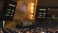 Siyonist Trump'ın Tehditlerine Rağmen 128 Ülke Kudüs Lehinde Oy Kullandı