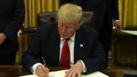 Trump, Yeni Vergi Yasasını İmzaladı