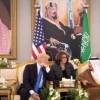 Teröristbaşı Salman İran'ı terörle suçladı