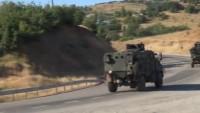 Türkiye, Suriye sınırına diğer illerden asker yığmaya başladı