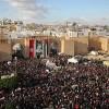 Tunus'ta uçak mühendisi suikasti protesto edildi