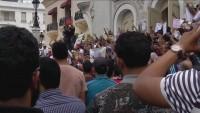 Tunus halkı petrol ve doğalgazın peşkeşine isyan etti