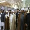 Uluslararası İslam Birliği Konferansı'na katılanlar, İmam Humeyni -ra- türbesi'ni ziyaret etti