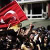 Türkiye'de Bakü yönetimi protesto edildi