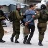 Siyonist İsrail Güçleri Kudüs Halkını Zindana Atmakla Cezalandırıyor