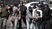 Kudüs İntifadası'nda Şimdiye Kadar Çoğu Çocuk 2400 Kişi Tutuklandı