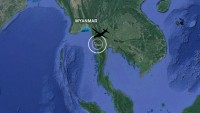 Myanmar'da 116 yolcusu bulunan uçak kayboldu