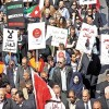 Ürdün'de Siyonist İsrail karşıtı gösteri düzenlendi
