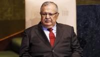 Irak hükümeti, Talabani'nin vefatı nedeniyle ülkede 3 gün yas ilan etti