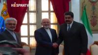 İran Dışişleri Bakanı Zarif, Venezuella Cumhurbaşkanı ile görüştü