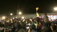 Üçüncü havalimanında işçiler ayaklandı