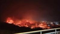 Venezuela'da petrol boru hattında yangın
