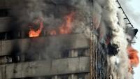 İran'da çöken Plasco binasında 4 kişinin cesedine ulaşıldı