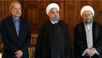 Ruhani: Yaptırımlardan en çok Amerika'nın kendisi zararlı çıkar