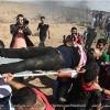 Siyonistler Han Yunus'un Doğusunda 2 Çocuğu Şehit Etti, 4 Kişiyi Yaraladı