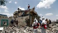 Arabistan'ın konvansiyonel olmayan silahları ile 12 bin Yemenli öldürüldü