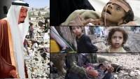 Siyonist Suudi Rejimi, Yemen'de Görme Engelli Merkezini Bombaladı