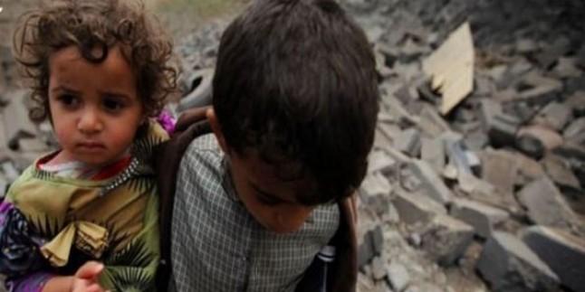 UNICEF: Yemen'de 6 bin 700'den fazla çocuk öldü veya yaralandı