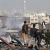 Suudi savaş uçakları, Yemen'i vurmaya devam ediyor