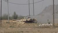 Suud Rejimine Ait 3 Adet Abrams Tankı İmha Edildi