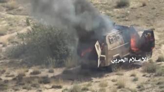Yemen ordusu Suudi Koalisyonu karşısındaki galibiyetine devam ediyor