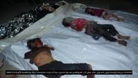 Suudi Rejimine Bağlı Savaş Uçakları Mazlum Yemen Halkını Bombaladı