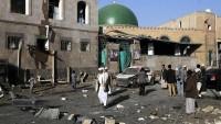 Yemen'deki cami saldırısını IŞİD üstlendi