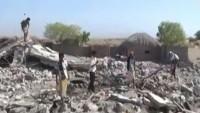 Siyonist Suud Uçakları Yemen Halkını Vahşice Bombaladı: 20 Şehid, 10 Yaralı